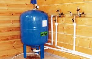 Прокладка системы водоснабжения в загородном доме