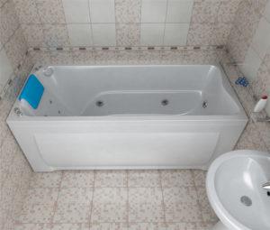 Строительство ванны